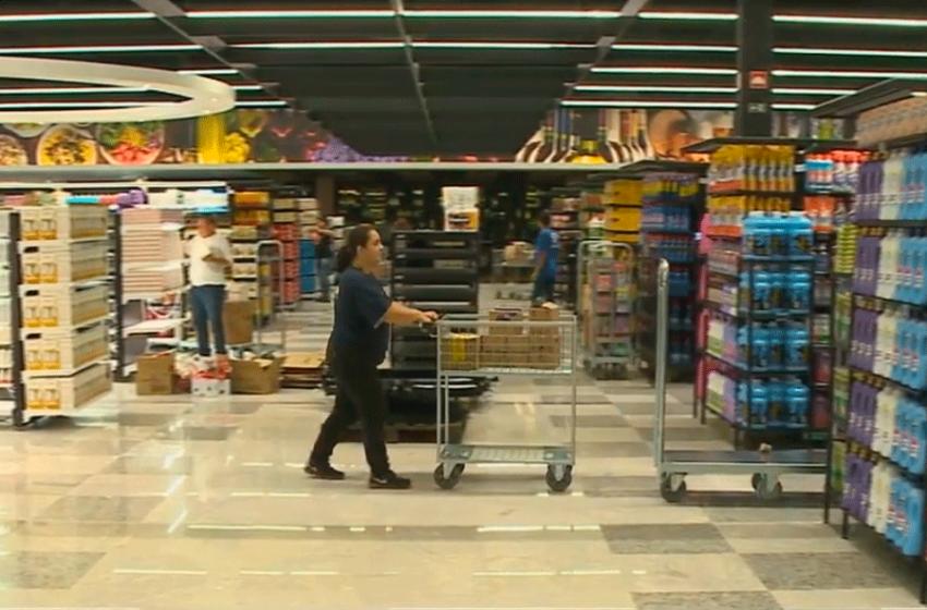 Novo supermercado gera 570 empregos diretos em Sorocaba