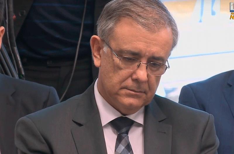 TJ nega novo pedido de Crespo para voltar à Prefeitura