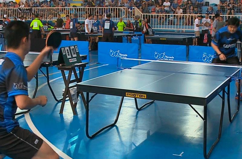 Itupeva recebe maior torneio de tênis de mesa da América Latina