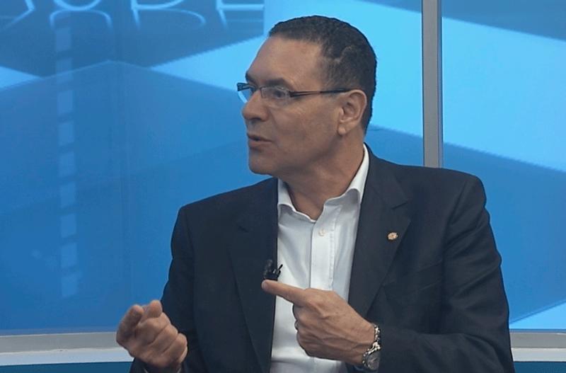 """Deputado Federal Vitor Lippi participa do quadro """"Em Dia com a Cidade"""""""