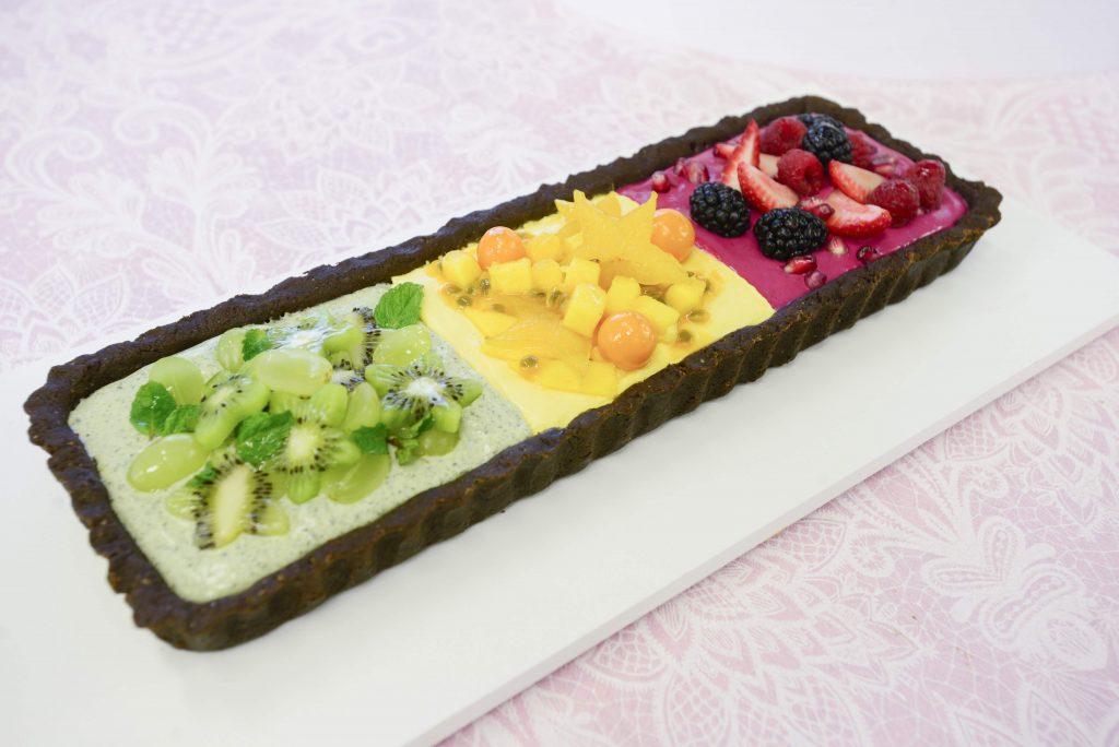 torta semaforo junior bake off brasil