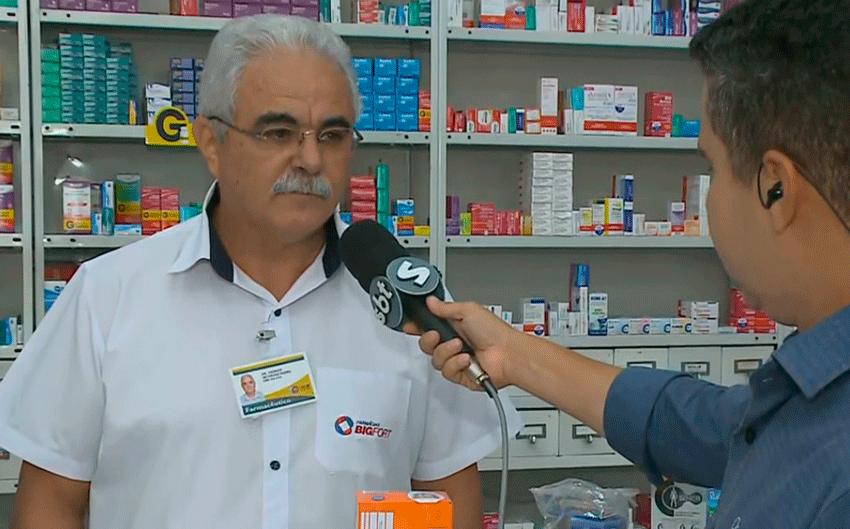 Estoque de máscaras está zerado em farmácias por causa do coronavírus