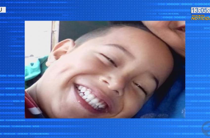 Menino de 5 anos morre atropelado por moto em Itu