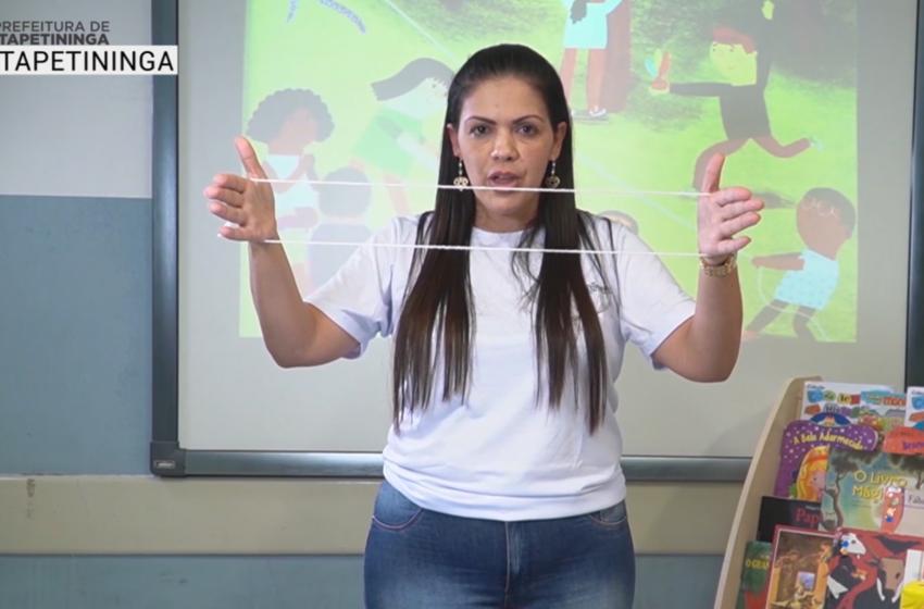 Alunos de Itapetininga têm aulas pela TV Sorocaba/SBT