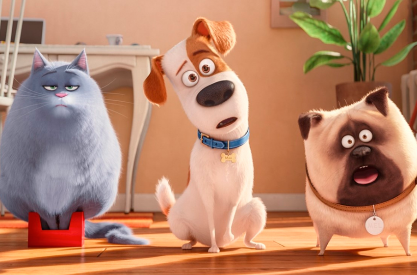Tela de Sucessos: Pets – A Vida Secreta dos Bichos