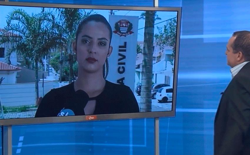 Policial é baleado em Cesário Lange