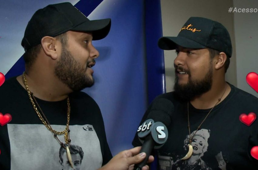Entrevista com Zé Ricardo e Thiago