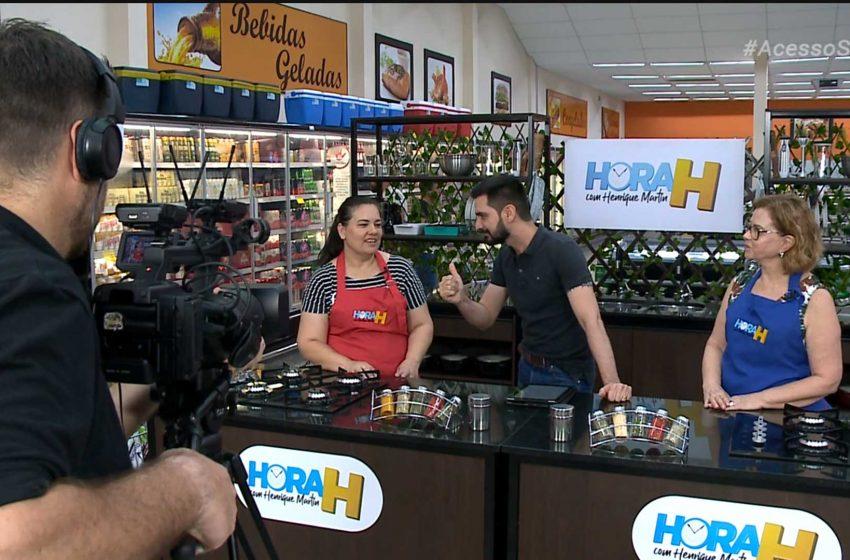 Estreia – Programa Hora H