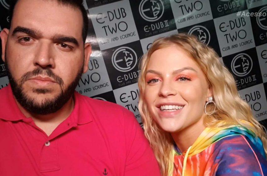 Entrevista com Luísa Sonza.