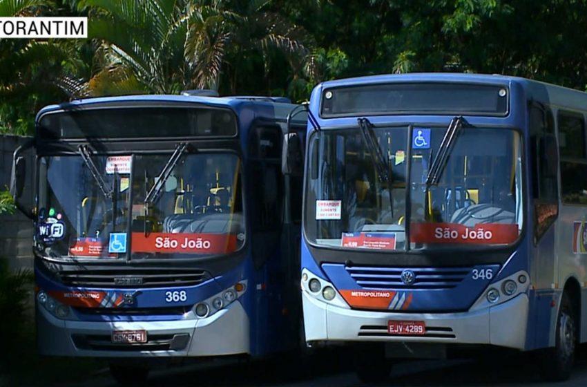 Empresa opera em esquema especial no transporte coletivo de Votorantim.