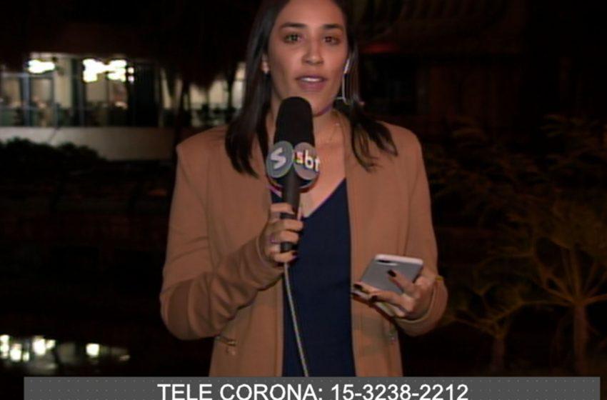 """Sorocaba terá """"telecorona"""" para tirar dúvidas em relação ao coronavírus."""