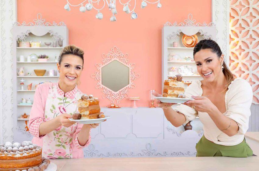 Bake Off Brasil recebe Tathi Fabulosa e Mina de Lyon neste sábado (09)