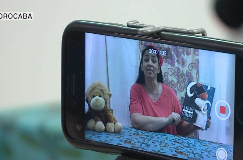Plataforma com vídeos educativos para crianças em Sorocaba