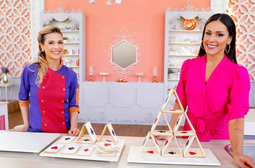 Chris Flores e Lucas Anderi participam do Bake Off Brasil – A Cereja do Bolo